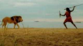 Suku Masai - Berburu Singa