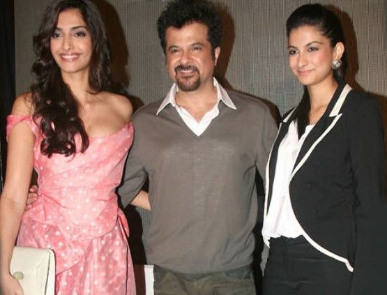 Anil Kapoor Family Photos