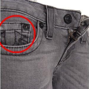 Alasan Mengapa Ada Saku Kecil Pada Celana Jeans