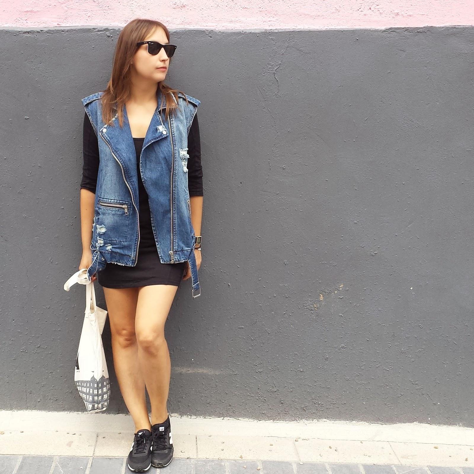 Chaleco vaquero de mango una prenda atemporal e ideal para tus outfits de  entretiempo f959e348a1c2