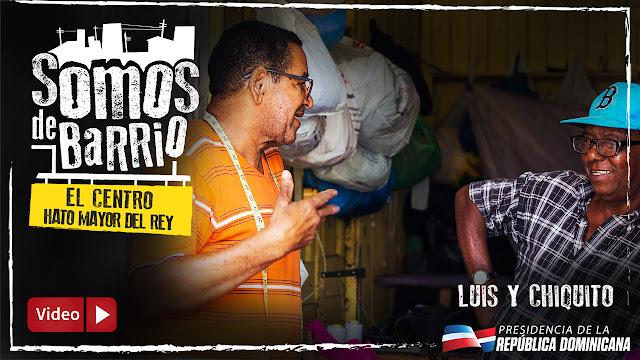 VIDEO: Luis y Chiquito. El Centro, Hato Mayor del Rey