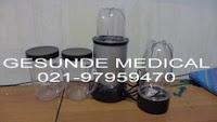 Blender Obat Lengkap