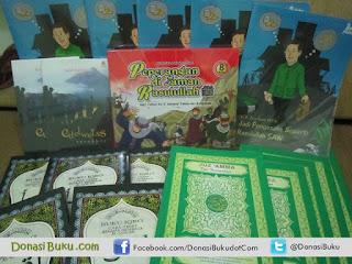 Donasi Buku - Purworejo