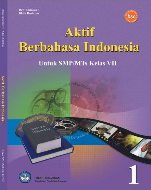 Ebook Aktif Berbahasa Indonesia Untuk Smp Kelas 7