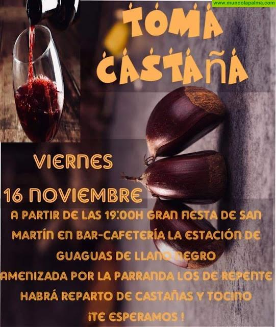 Gran Fiesta de San Martín en Llano Negro