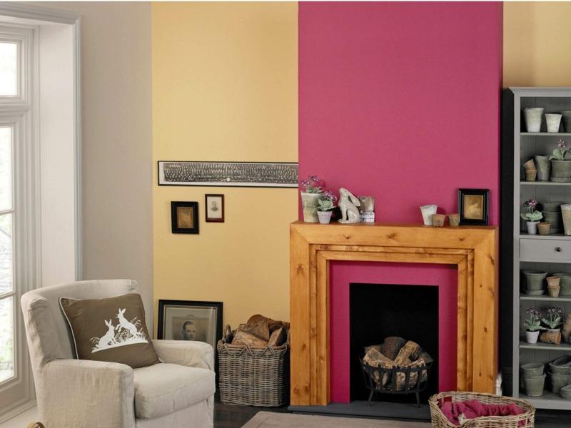 wohnraumgestaltung farben beispiele ? modernise.info - Wohnraumgestaltung In Gedeckten Farben Modern