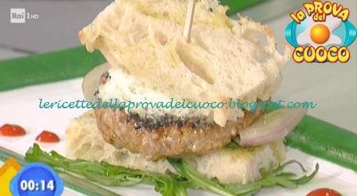Involtini di scottona con erbette saltate ricetta Piparo da Prova del Cuoco