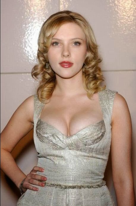 scarlett johansson model - photo #46