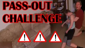 """""""Pass Out Challenge"""" Is Not A Game"""