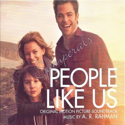 People Like Us English Audio CD Covers