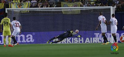 Crónica Villarreal CF 0 - Sevilla FC 0