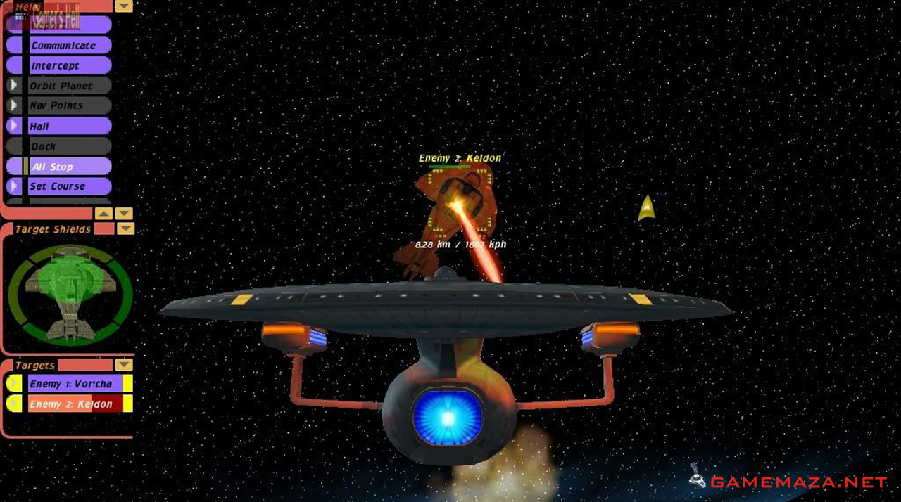 Download Star Trek Bridge Commander Full Game 108