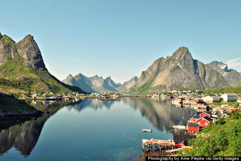 1. It's One of the Happiest Places on Earth - 10 Reasons Norway is the Greatest Place on Earth