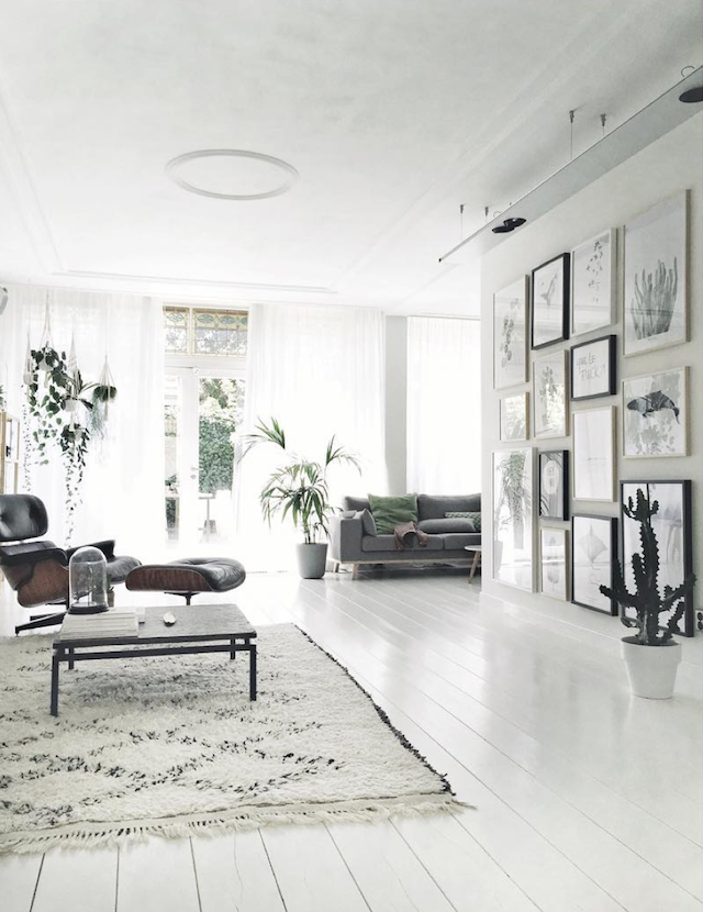 the inspiring home and studio of maaike koster my scandinavian home bloglovin. Black Bedroom Furniture Sets. Home Design Ideas