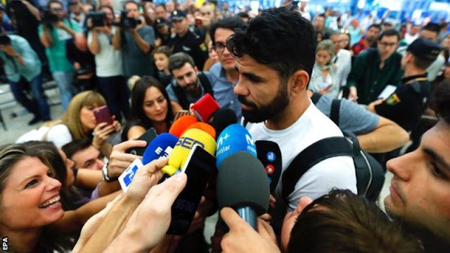 Diego Costa: Striker says he will always have 'special affection' for Chelsea