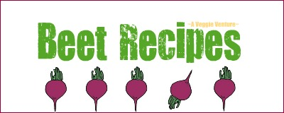 Tired of same-old abeit wonderful roasted beets? Find new inspiration in this collection of Beet Recipes ♥ AVeggieVenture.com. Many Weight Watchers, vegan, gluten-free, low-carb, paleo, whole30 recipes from everyday to good for company.