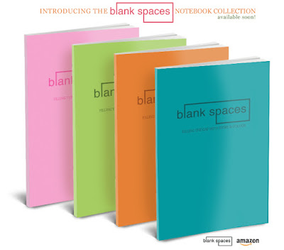Purchase a Blank Spaces Notebook