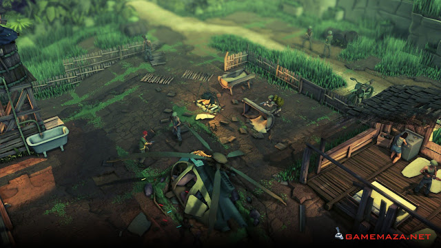 Jagged Alliance Rage Gameplay Screenshot 1