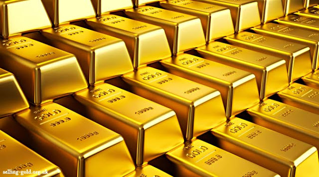 Harga Emas Naik Karena Pelemahan Dolar dan Risk Aversion