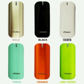 Power Bank VIVAN Y05