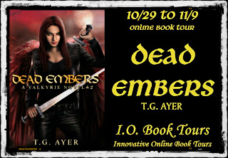 Blog Tour: Dead Embers by T.G. Ayer *Review*