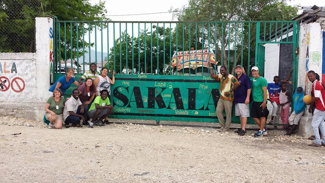 SAKALA -- Cite Soleil's Youth Community Center