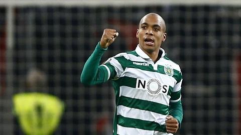 Joao Mario hiện là tiền vệ chơi tốt ở câu lạc bộ Sporting.