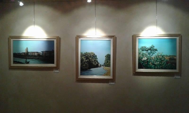 Mostre in mostra a parma oltre cento quadri per un 39 asta for Mostre a parma