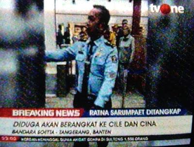 Batal ke Luar Negeri, Ratna Sarumpaet Ditangkap di Bandara Soekarno-Hatta