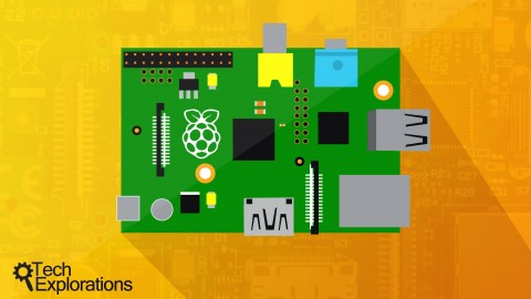 Tech Explorations™ Raspberry Pi: Full Stack
