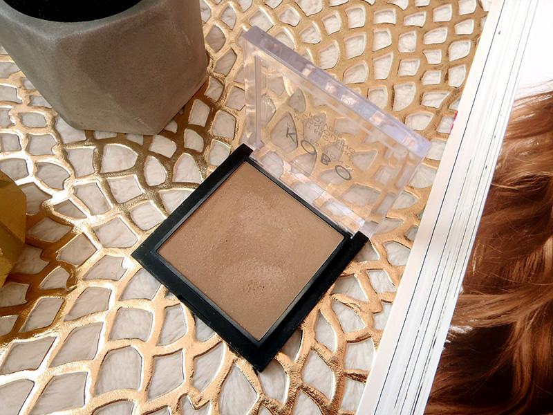 kobo matt bronzing contouring powder