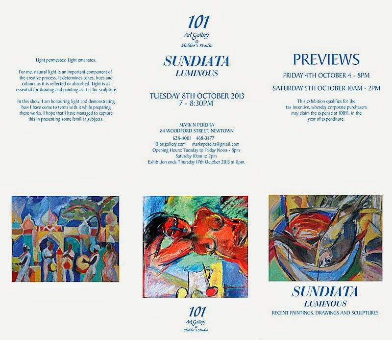Carib Gallery Journal: October 2013