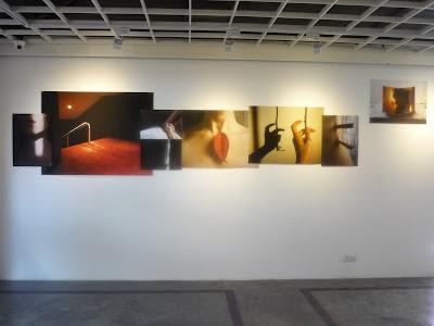 """""""Puente"""" de Costanza De Rogatis Galería TRESy3, Fotografía Gladys Calzadilla"""