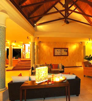 Hilton Seychelles Northolme Resort The Lobby Lounge