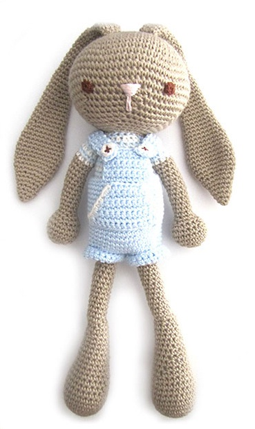 Coelho Amigurumi Receita : Aprendiz de crocheteiras amigurumi coelhinho croch�