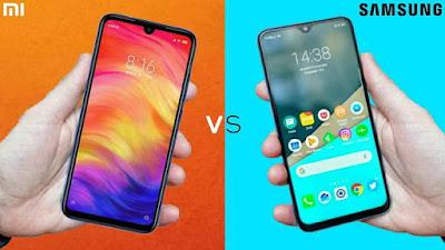 Review Xiaomi Redmi Note 7 vs Samsung M20, Mana Yang Lebih Tanggu ?