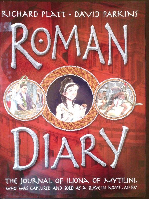 Diary of a roman gladiator