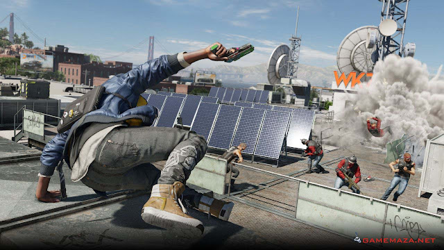 Watch Dogs 2 Gameplay Screenshot 6
