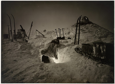 Fotografías de la Antártida hace 100 años