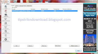 Cara Mengintegrasikan Internet Explorer 9 Rc Menggunakan RT Seven Lite 4