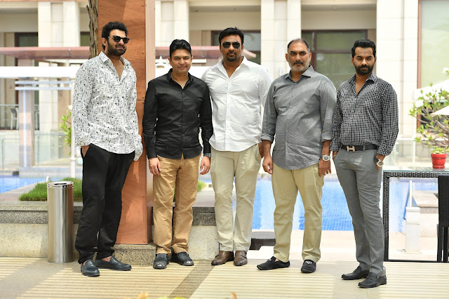 Bhushan Kumar Joins hands with Prabhas & UV creations, one of the leading production houses in the South