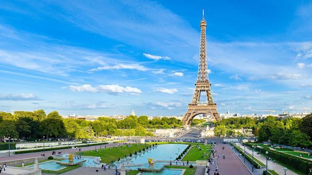Torre Eiffel em Paris | França