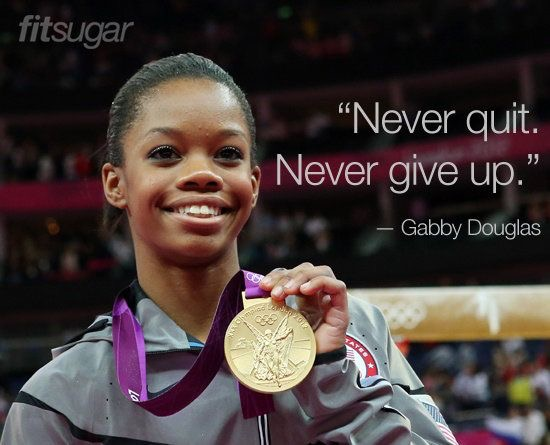olympics, rio 2016, team USA, volleyball, gymnastics, motivation, never quit never give up, Gabby Douglas, competition, athlete, passion