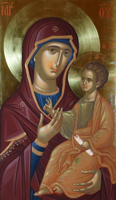 Κοίμηση της Θεοτόκου 15 Αυγούστου giortazo.gr