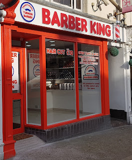 Barber King on Prince of Wales Road in Norwich