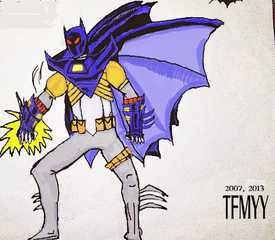 Art Gallery: Knightquest Batman
