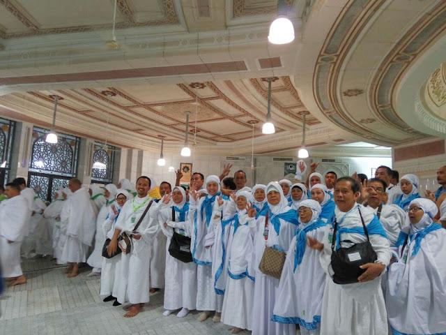 Jamaah Alsha Tour
