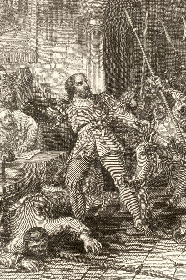 German Peasants War 1524-1526: Reformation Conflict