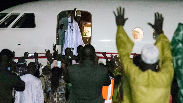 Ex-president Yaya  Jammeh's supporters arrested as tensions flare in Gambia