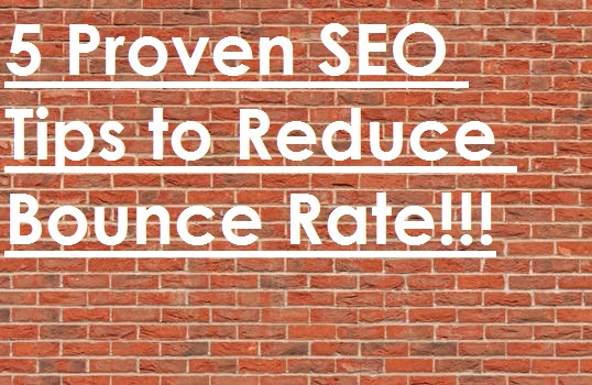 How to Increase Bounce Rate of Your Site